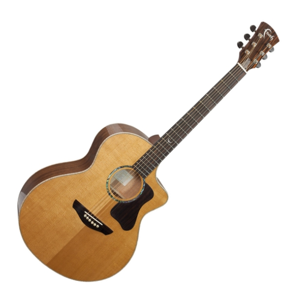 Faith 英國名牌 FG1NC-NPX 41吋 全單板 民謠吉他 附贈吉他硬盒 CASE 印尼製【型號:FG1NC-NPX/木吉他】