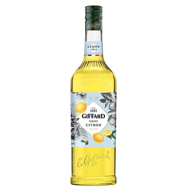 【Giffard】檸檬糖漿 GIFFARD,糖漿,咖啡,烘焙,老爸咖啡,咖啡機