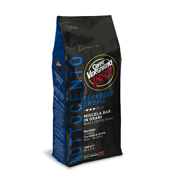 Crema 800 Vergnano,雀巢,咖啡壺,咖啡,烘焙,老爸咖啡,咖啡機,咖啡豆