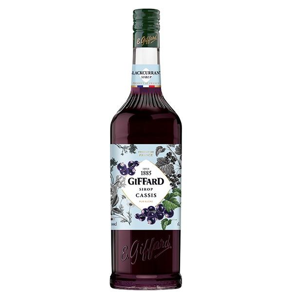 【Giffard】黑醋栗糖漿(效期至2021/11/12) GIFFARD,糖漿,咖啡,烘焙,老爸咖啡,咖啡機