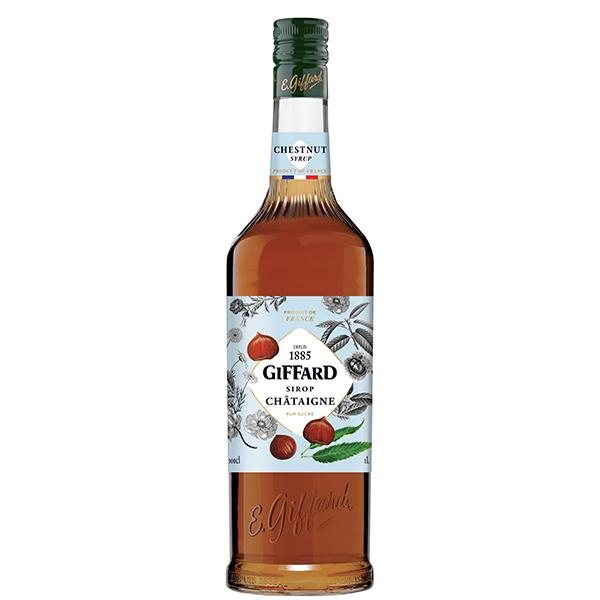 【Giffard】栗子糖漿 GIFFARD,糖漿,咖啡,烘焙,老爸咖啡,咖啡機