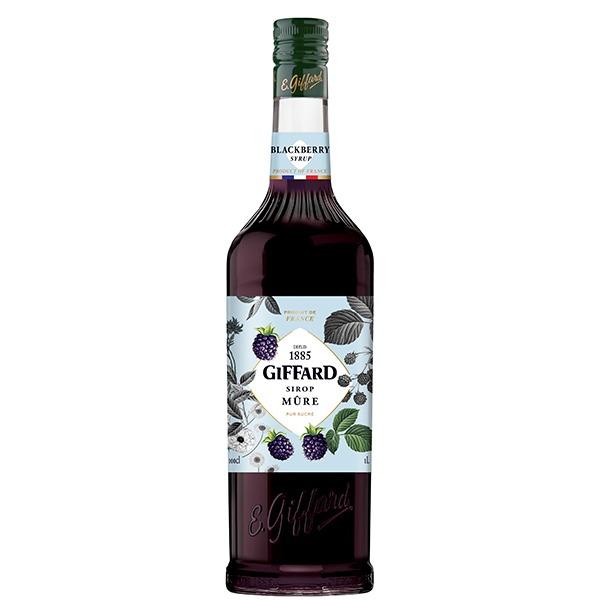 【Giffard】黑苺糖漿 GIFFARD,糖漿,咖啡,烘焙,老爸咖啡,咖啡機