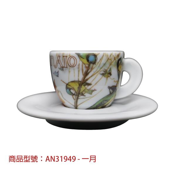 【義大利的一年】濃縮杯 老爸咖啡,杯子,瓷,咖啡,精品,濃縮,義大利,義式,咖啡豆,老爸咖啡 商城