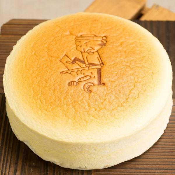 輕乳酪起士蛋糕6吋(5盒以上) 蛋糕;起士;乳酪