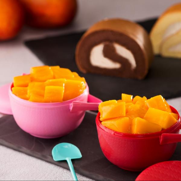 芒果囍籃(2入/組) 蛋糕;起士;乳酪;芒果