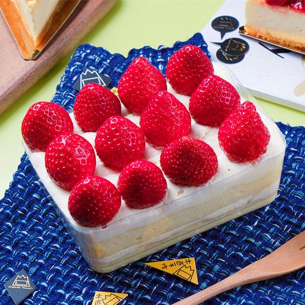 草莓珠寶盒(大) 草莓;提拉米蘇;療癒