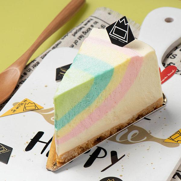 彩虹優格乳酪