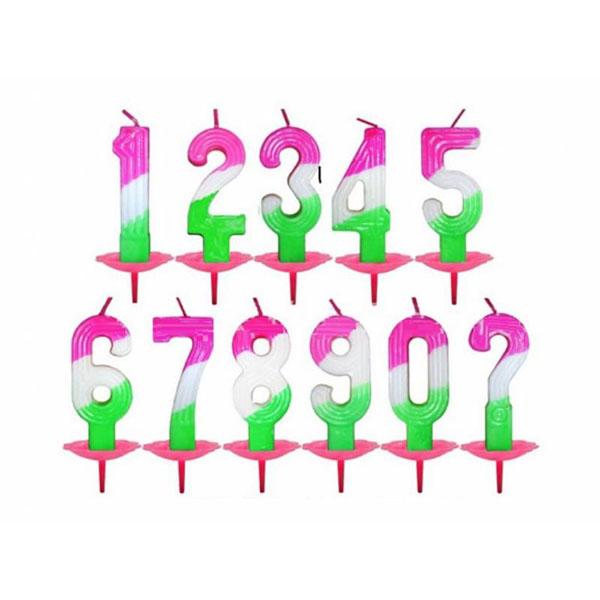 數字蠟燭(1個)