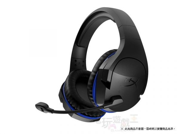 新品現貨 金士頓 HyperX Cloud Stinger Wireless PS4 無線電競耳機麥克風