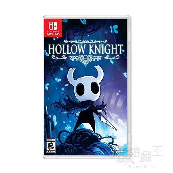 新品現貨 NS《窟窿騎士》國際一般版 Hollow Knight