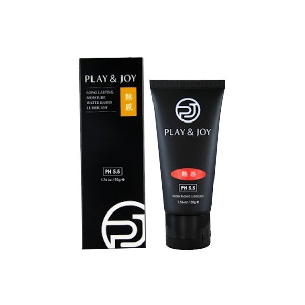 Play&Joy狂潮 熱感基本型潤滑液 50ml