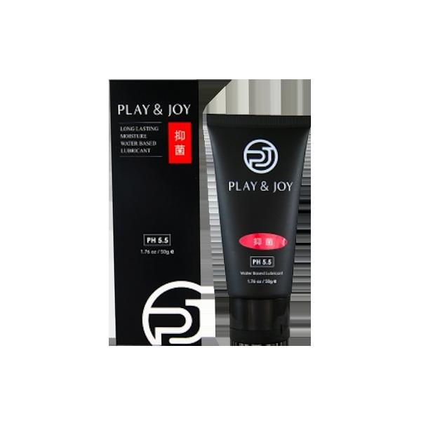 Play&Joy狂潮 抑菌基本型潤滑液 50ml