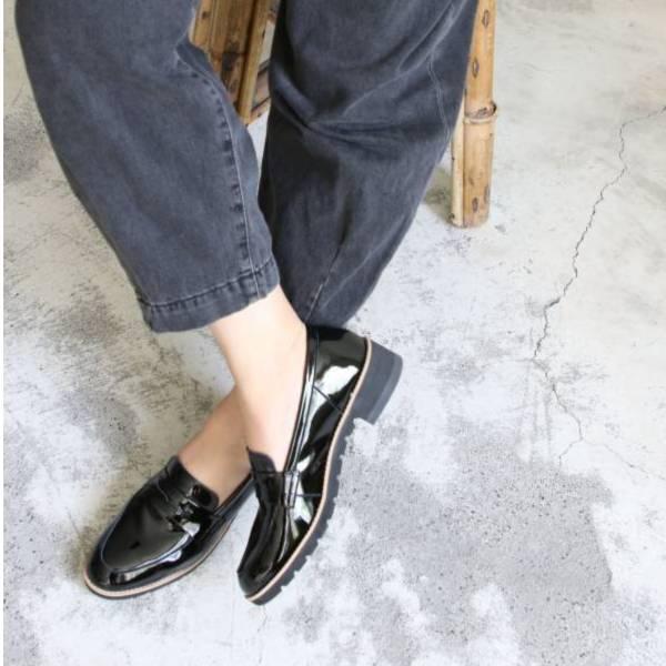 【預購】世界系列_日本製Recipe輕量厚底樂福鞋