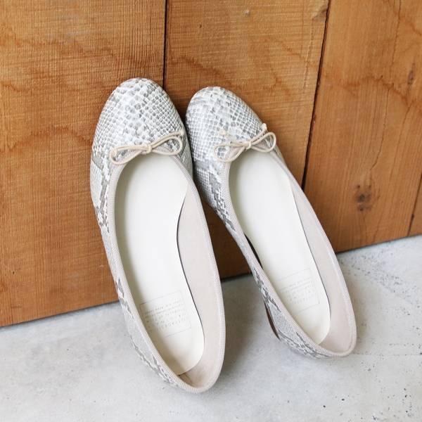 【手工訂製】【自行配色】FIKA日本製晴雨兩穿圓頭芭蕾舞鞋
