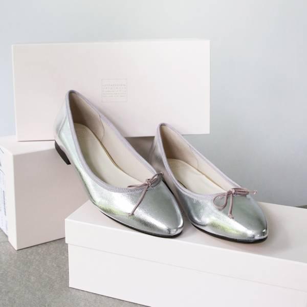 【手工訂製】【人氣款】TIAM日本製晴雨兩穿微尖頭芭蕾舞鞋