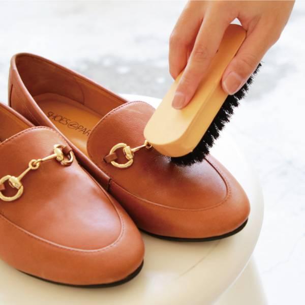 清潔用豬毛鞋刷
