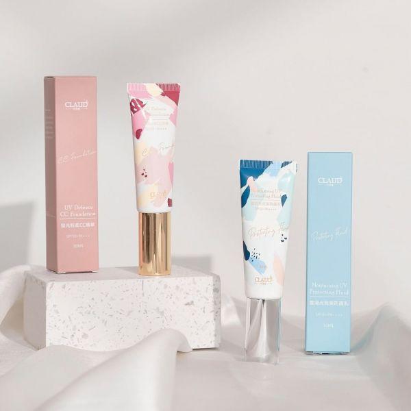 Sunscreen & CC Foundation Value Pack GWP Beautyblender