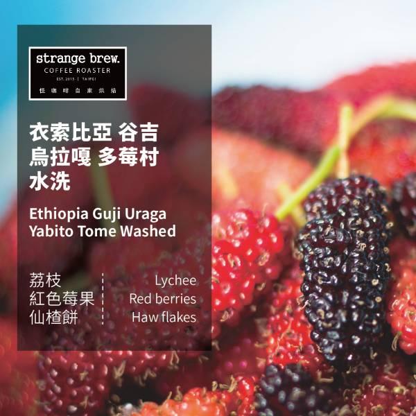 【怪咖啡】 衣索比亞 谷吉 烏拉嘎 多莓村 水洗 咖啡豆 怪咖啡, 衣索比亞, 谷吉, 烏拉嘎, 多莓村, 水洗處理, 咖啡豆