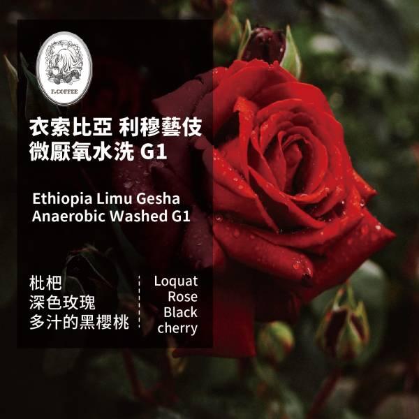 【芳咖啡】 衣索比亞 利穆藝伎 微厭氧水洗 G1 咖啡豆 芳咖啡, 利穆藝伎, 微厭氧水洗, G1, 咖啡豆