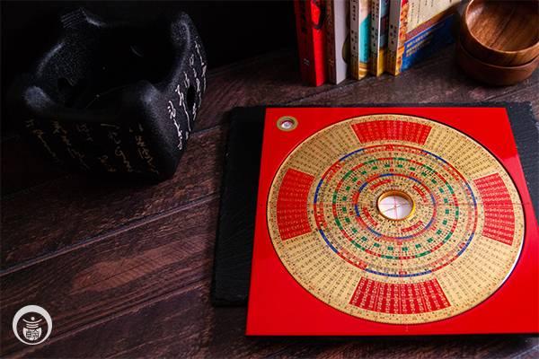 葫蘆墩三元風水羅盤(八寸六) 羅盤,風水,改善,運勢,陽宅,八卦,指南,陰陽,易經,平衡,磁場