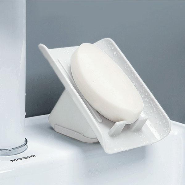 45°立式香皂瀝水架