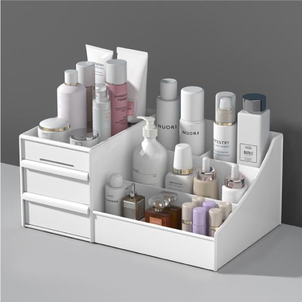 抽屜式-多格化妝品收納盒