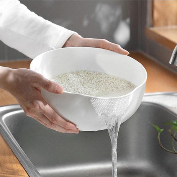 純淨白款洗米器