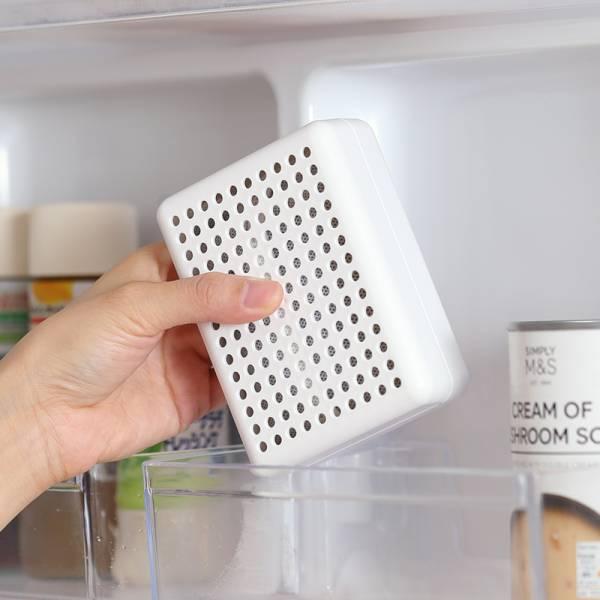 冰箱除味竹炭盒 冰箱,除味,環保,重複利用,廚房,日系,鞋櫃,衣櫃,汽車