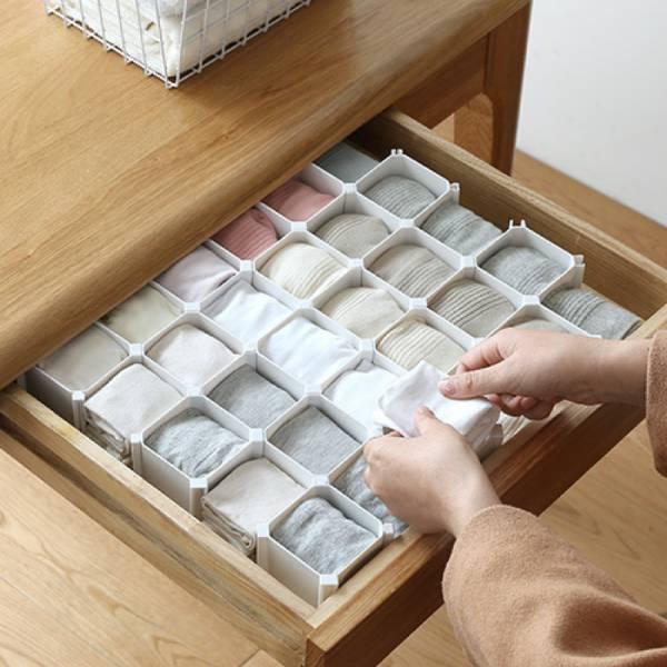抽屜分隔板(18入) 抽屜,分隔,板,分類,整潔,臥室