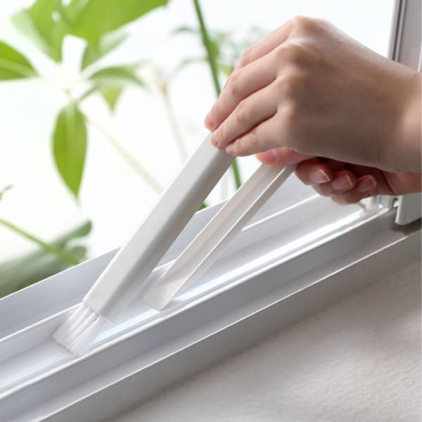 窗槽縫隙刷