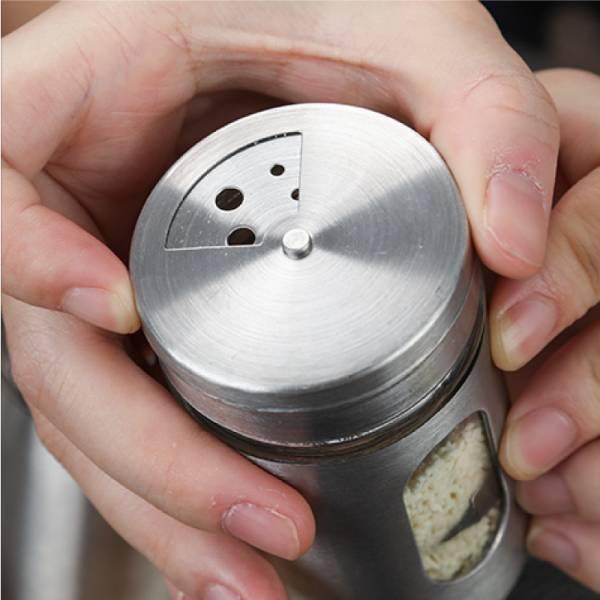 不鏽鋼調味罐 不鏽鋼,調味,罐,胡椒,鹽,牙籤