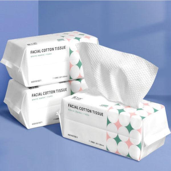 一次性純棉洗臉巾(80抽)