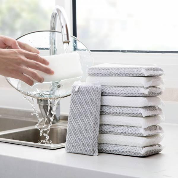 洗碗專用網布(5入)