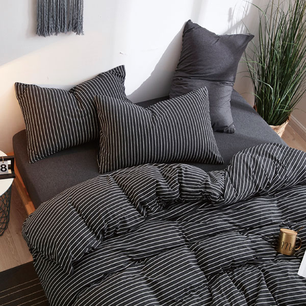 天竺棉床包組 天竺棉,床包,組,換季,塵蟎,純綿,床,棉被,枕頭,床墊