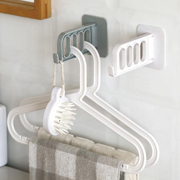 壁貼式衣架掛鉤 壁貼式,衣架,掛鉤,無痕,臥室