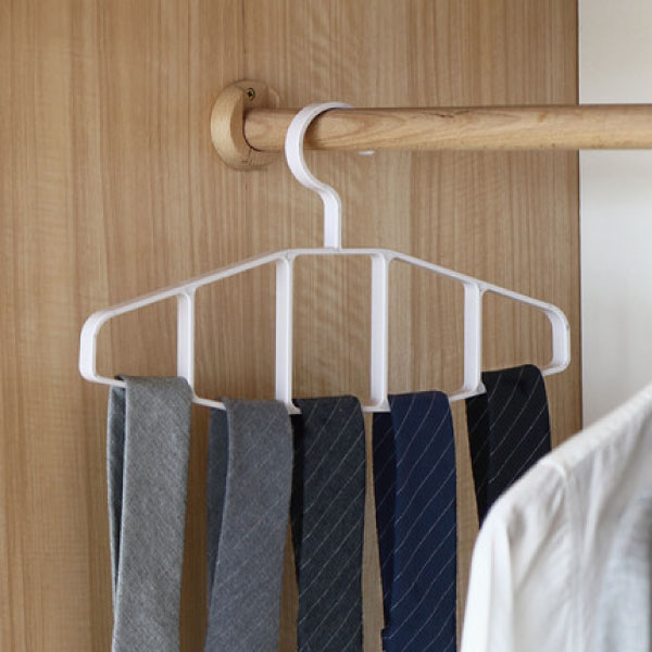 品川圍巾收納架-小號