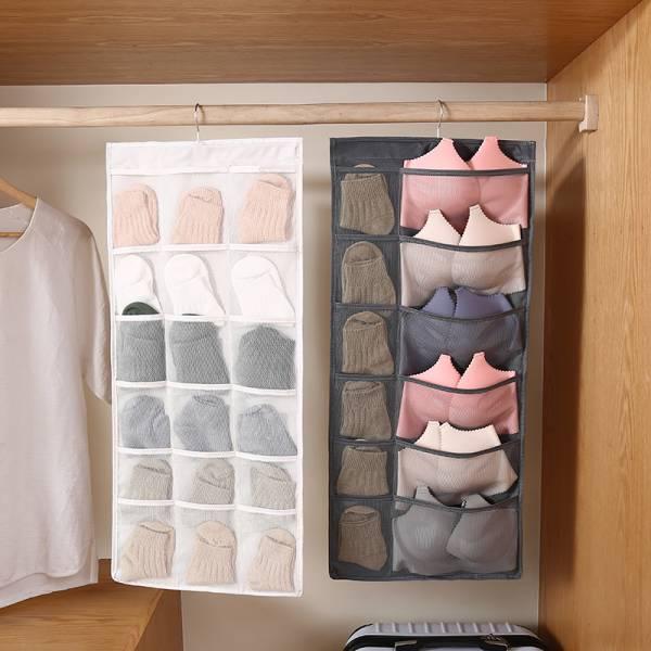 雙面內衣褲掛袋 雙面,內衣,褲,掛袋,收納,方便