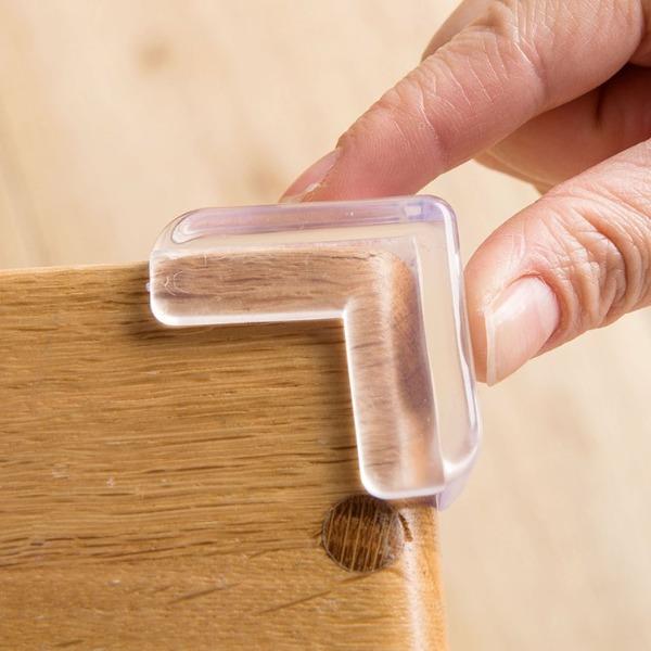 桌角防撞保護套(12入) 桌角,防撞,保護套,孩童,矽膠,臥室