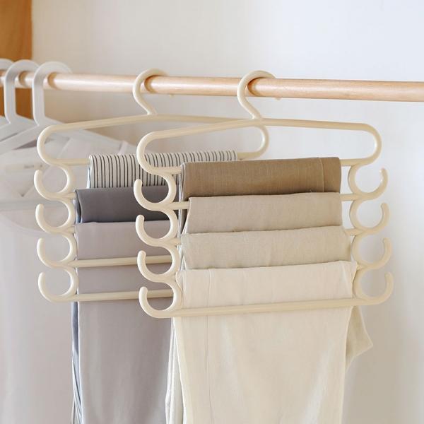 多層褲架(2入) 多層,褲架,皮帶,領帶,多功能,臥室