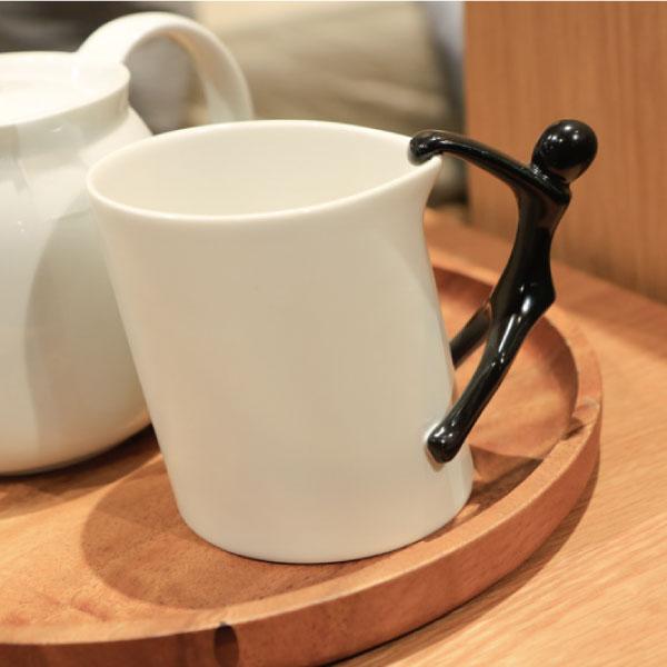 挽回-陶瓷杯 陶瓷杯,可愛,創意,茶杯,大容量,漱口杯