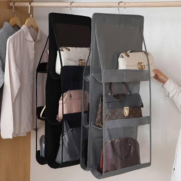 包包收納掛袋(2入) 包包,收納,掛袋,背包,手提包,保護,收藏,整理