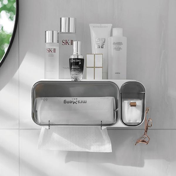 浴室防水衛生紙盒-限宅配 浴室,防水,衛生紙,盒