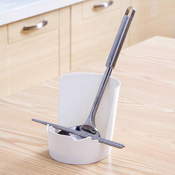 湯勺鍋蓋收納筒