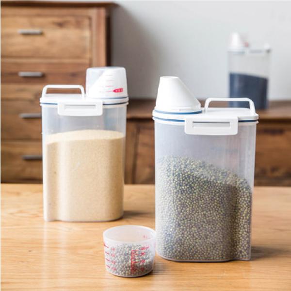 手提式儲米罐 手提式,儲米,罐,五穀,雜糧,密封,防潮,計量
