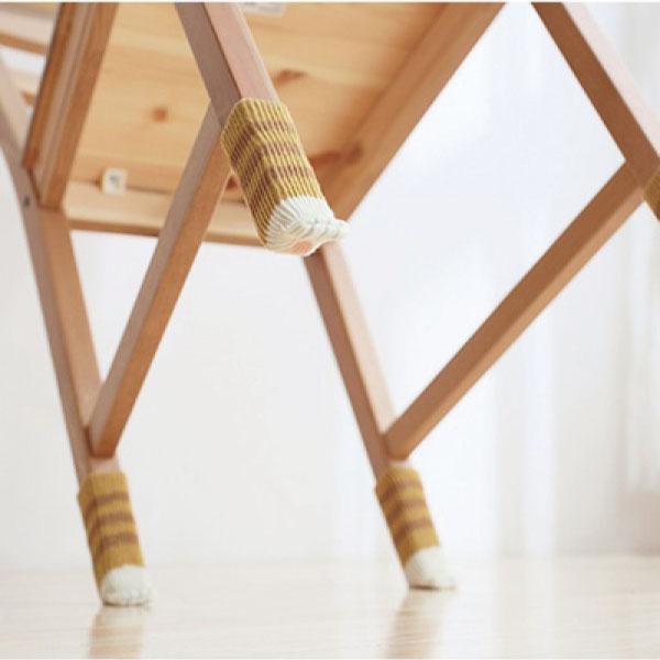 小貓掌桌椅保護套(4入)
