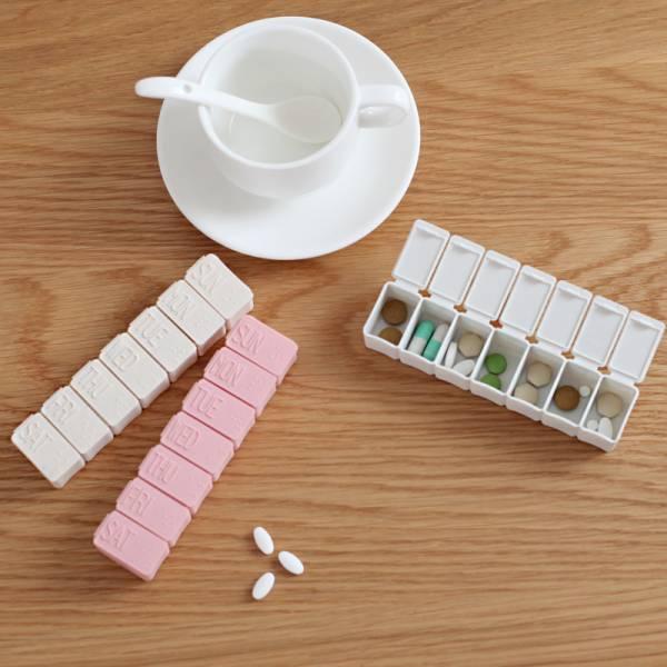 七日分裝藥盒(2入)