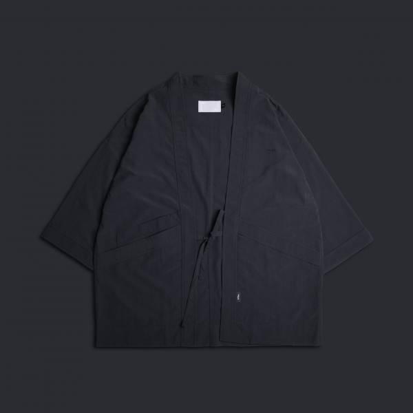 oqLiq - Project 08 - Tail Noragi - black