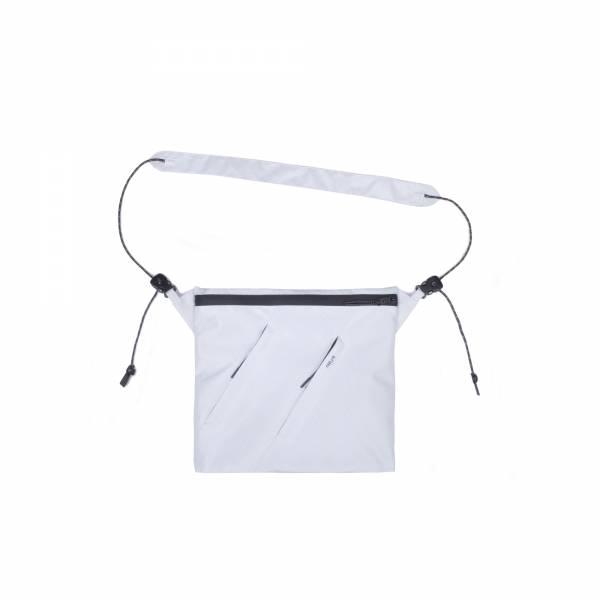 oqLiq - Project 06.2 - River sacoche bag - medium - white