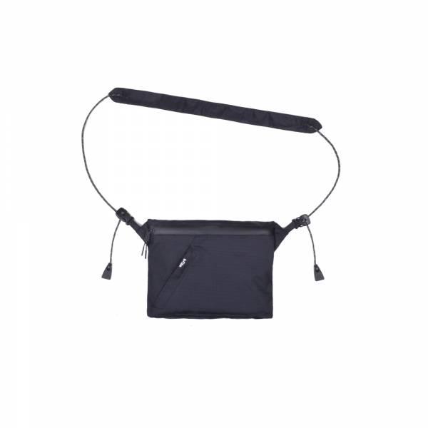 oqLiq - Project 06.2 - River sacoche bag - small - black