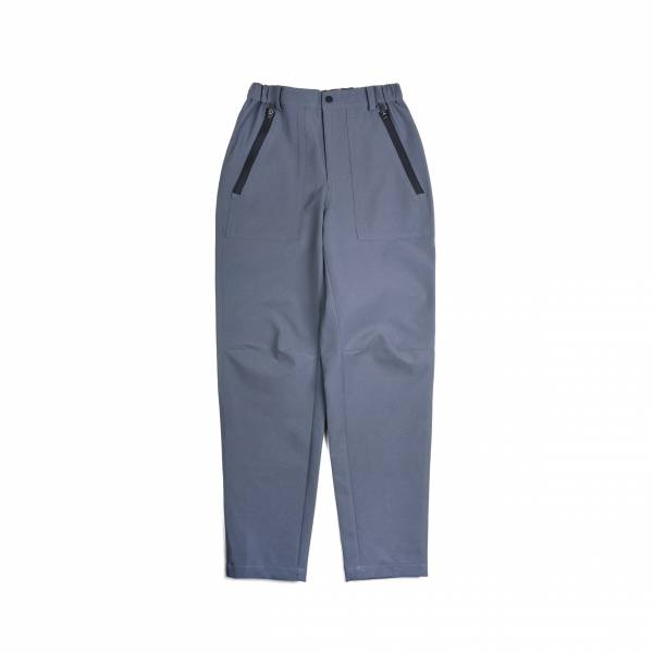 oqLiq 2020AW - omni direction - sixteen pants - gray